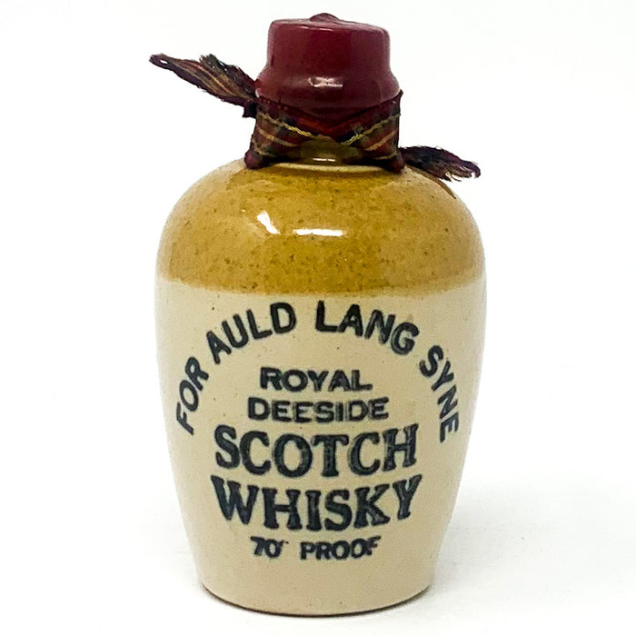 Royal Deeside Scotch Whisky Decanter, 5cl, 40% ABV