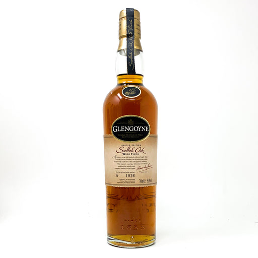 Glengoyne Scottish Oak Wood Finish Scotch Whisky, 70cl, 53.5% ABV