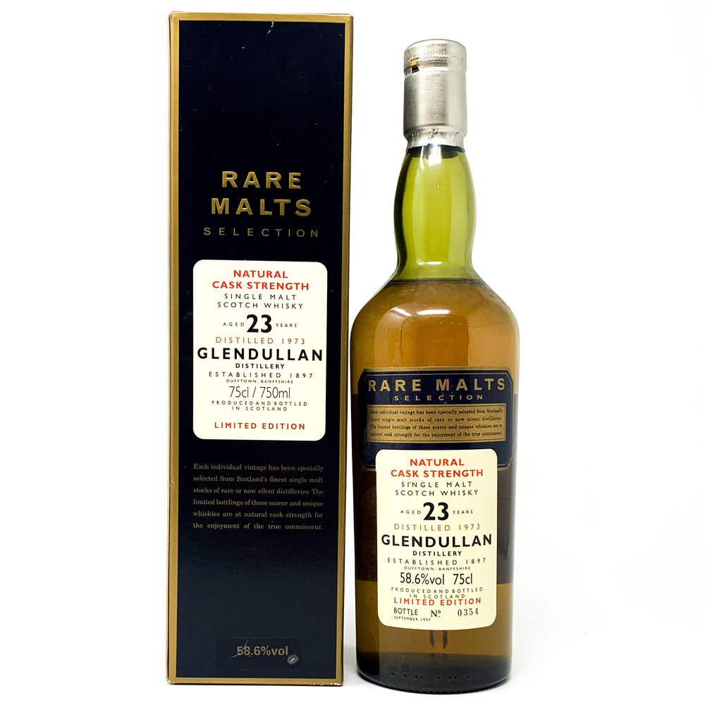 Glendullan 23 Year Old 1973 Rare Malts, 75cl, 58.6% ABV
