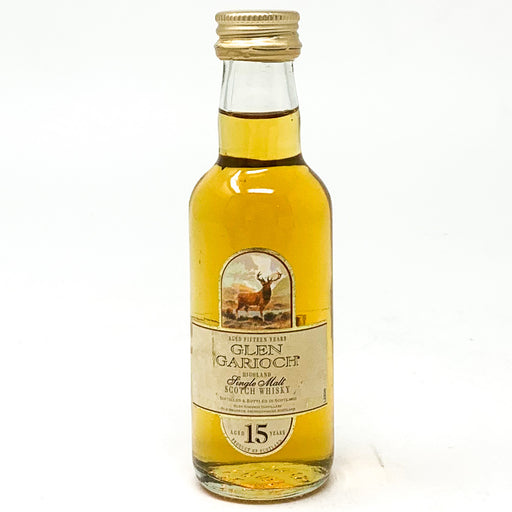 Glen Garioch 15 Year Old Single Highland Malt Scotch Whisky, Miniature, 5cl, 40% ABV