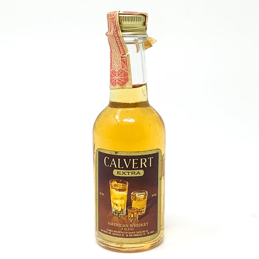 Calvert Blended American Whiskey, Miniature, 5cl, 43% ABV