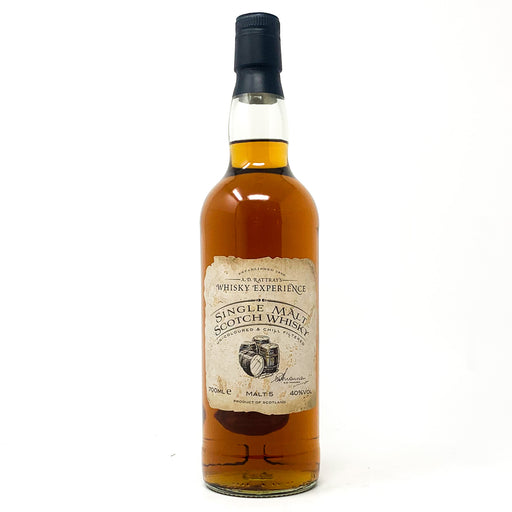 A.D Rattray Whisky Experience Malt 5 Scotch Whisky, 70cl, 40% ABV