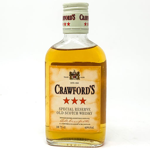 Crawford's Special Reserve Old Scotch Whisky, 18.75cl, 40% ABV