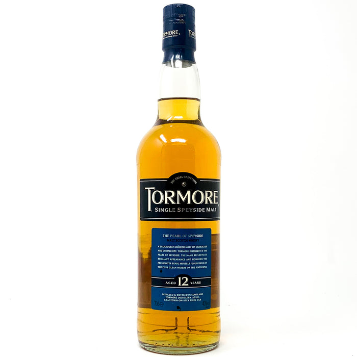 Tormore Single Speyside Malt, 12 years old, 70cl, 40% ABV