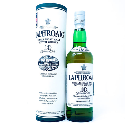 Laphroaig 10 Year Old Scotch Whisky WG, 70cl, 40% ABV