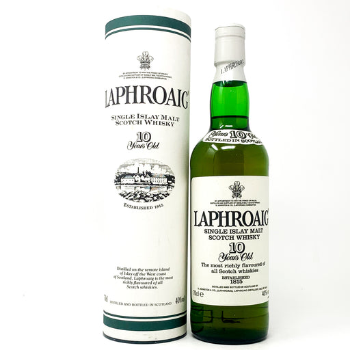 Laphroaig 10 Year Old 70cl, 40% ABV