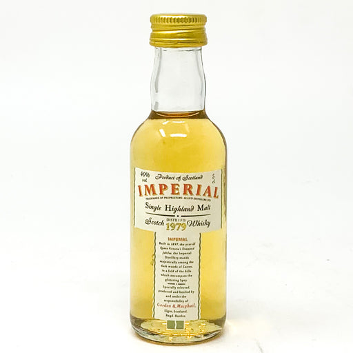 Imperial 1979 Scotch Whisky, Miniature, 5cl, 40% ABV