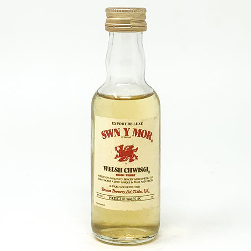 Swn Y Mor Welsh Whisky, Miniature, 5cl, 40% ABV