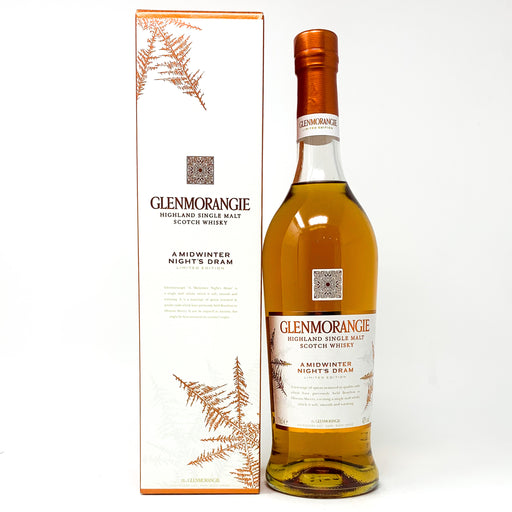 Glenmorangie Midwinters Night Dram Scotch Whisky, 70cl, 40% ABV