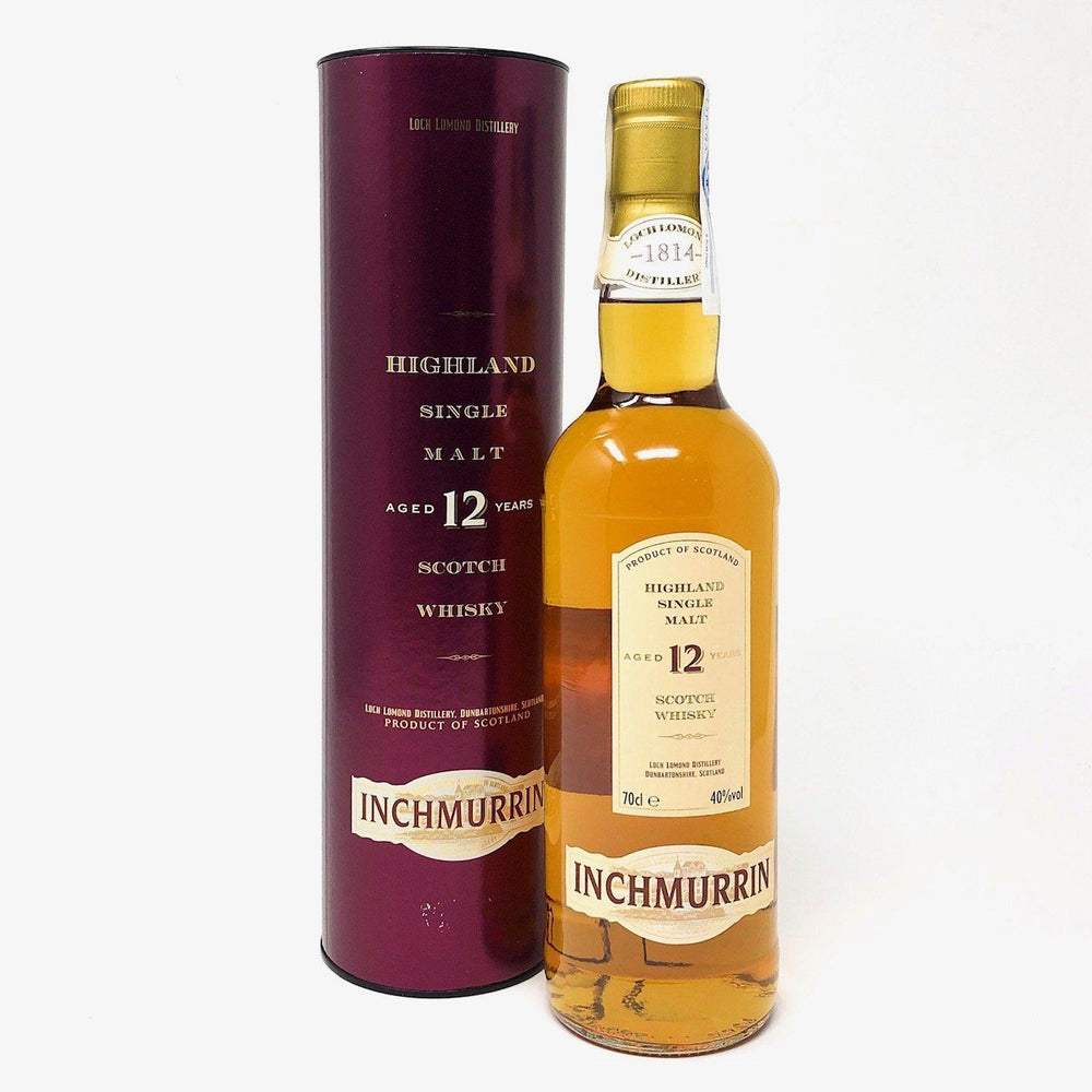 Inchmurrin 12 Year Old Whisky Old and Rare Whisky