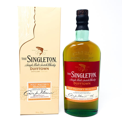 Singleton of Dufftown Malt Master's Selection 70cl Whisky Old and Rare Whisky