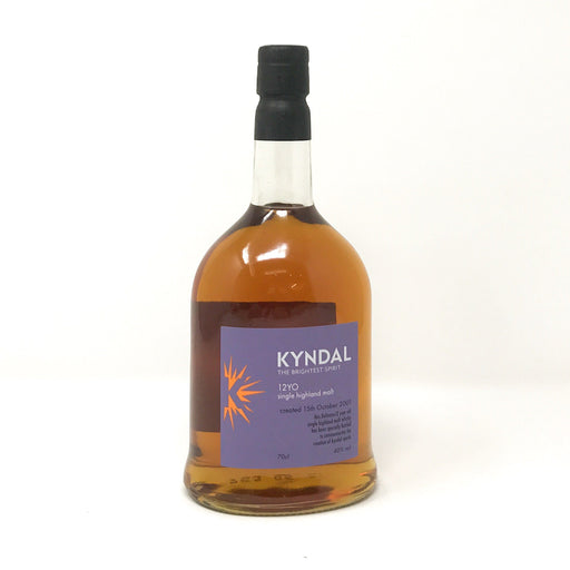 Dalmore 12 Year Old Kyndal The Brightest Spirit Whisky Old and Rare Whisky