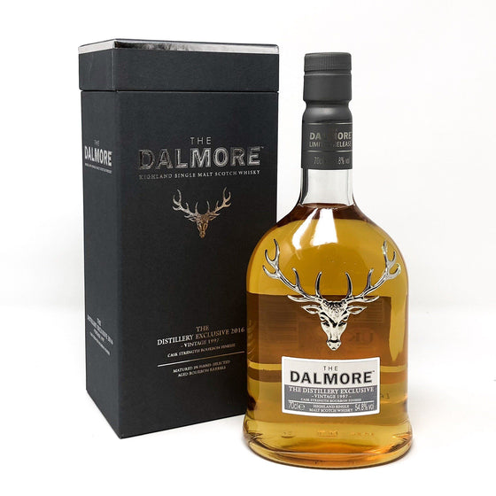 Dalmore Distillery Exclusive 1997 Whisky Old and Rare Whisky