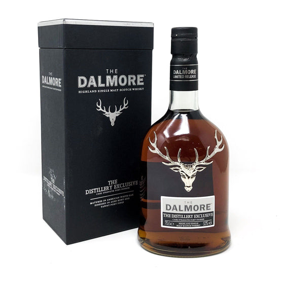Dalmore Distillery Exclusive Port Finesse Whisky Old and Rare Whisky