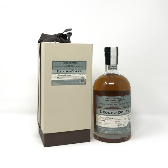 Whisky - Deoch An Doras Inverleven 36 Year Old
