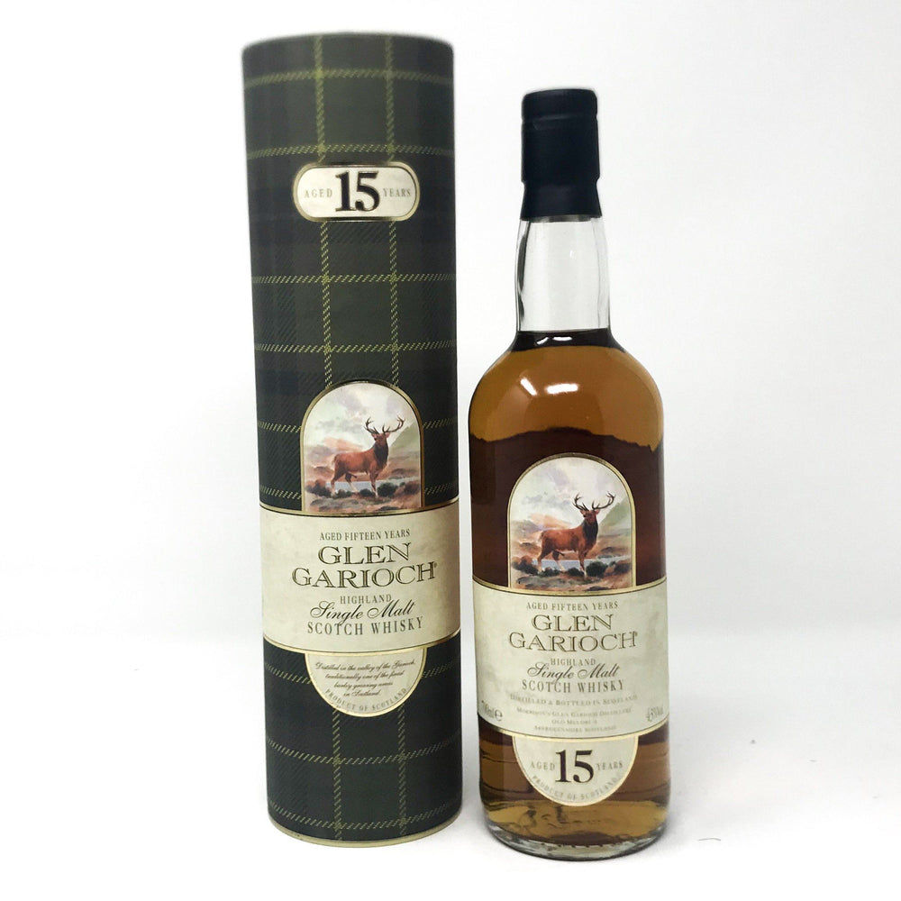 Glen Garioch 15 Year Old (Old Style) Whisky Old and Rare Whisky