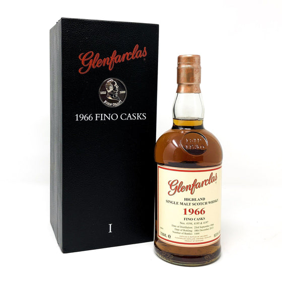 Glenfarclas 1966 47 Year Old Fino Cask Whisky Old and Rare Whisky