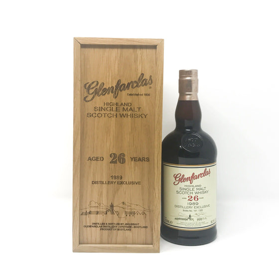Whisky - Glenfarclas 26 Year Old Distillery Exlusive