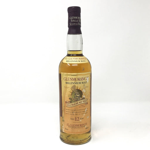 Glenmorangie Millennium Malt 12 Year Old Whisky Old and Rare Whisky