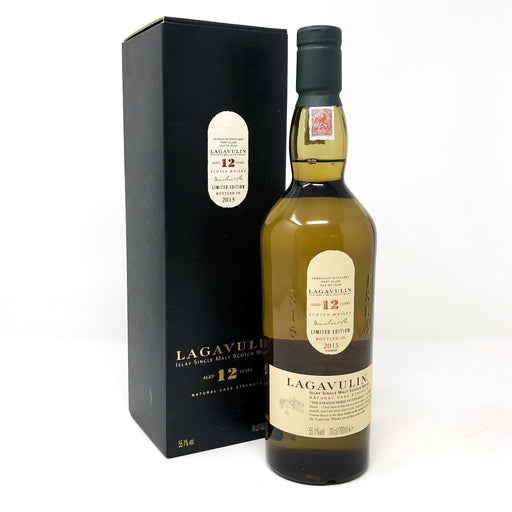 Lagavulin 12 Year Old Special 2013 Release Whisky Old and Rare Whisky