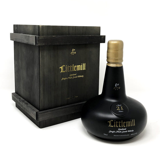 Whisky - Littlemill 21 Year Old First Release
