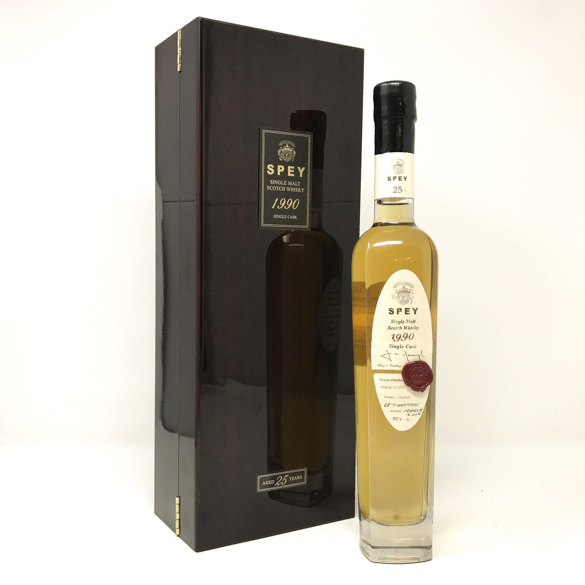 Whisky - Spey 25 Year Old Cask 27 First Distillation
