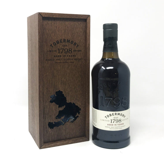 Whisky - Tobermory 15 Year Old Limited Edition