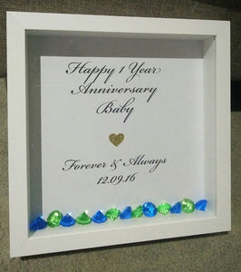 Special Occasion shadow box frames