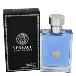 Versace Pour Homme After Shave Lotion By Versace