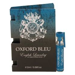 Oxford Bleu Vial (sample) By English Laundry