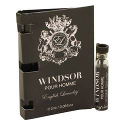 Windsor Pour Homme Vial (sample) By English Laundry