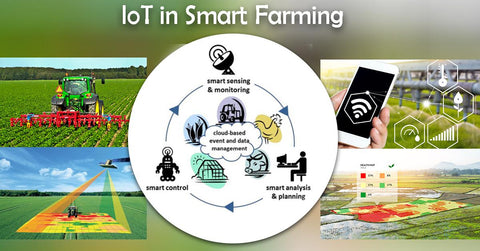 iot in agricluture