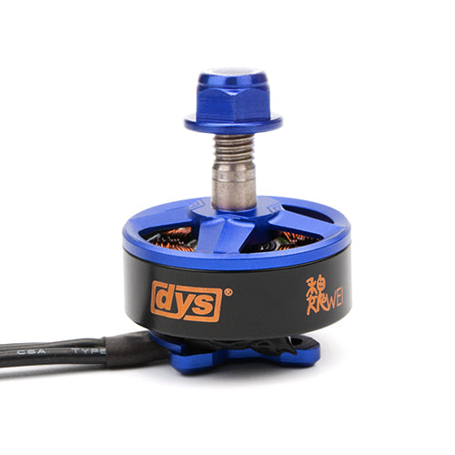 DYS Samguk Series Wei 2207 2300KV Brushless Motor for RC Drone FPV Racing