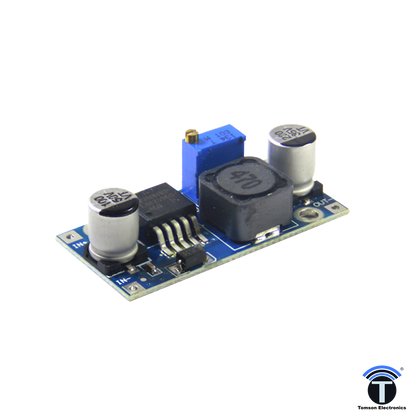 DC-DC Buck Converter Step Down Module LM2596 Power Supply is a step-down(buck) switching regulator