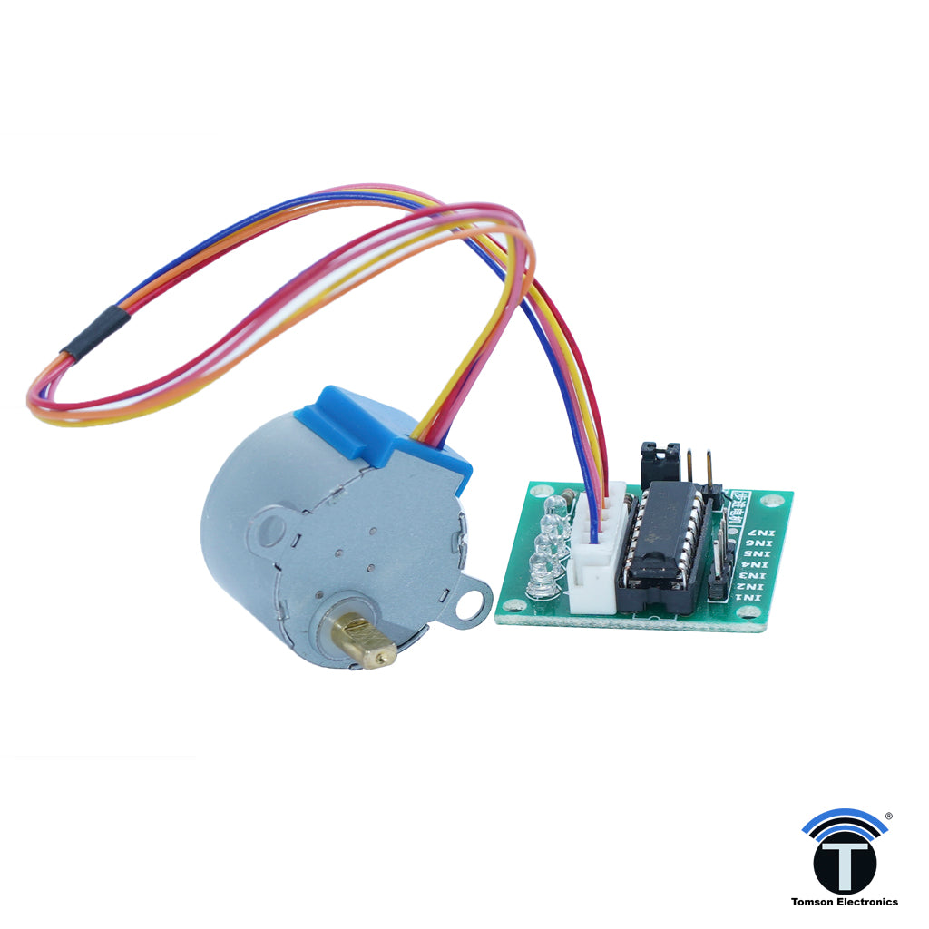 28BYJ-48 Stepper motor with ULN 2003 driver combo