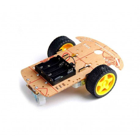 Two Wheel Smart Robot Car Chassis Kit