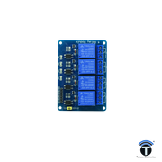 4 channel 12 V relay module