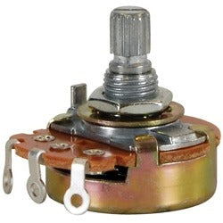 100kΩ 16 mm Metal Shaft Rotary Potentiometer