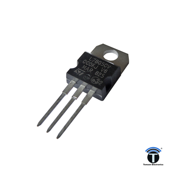 Regulator IC 7805