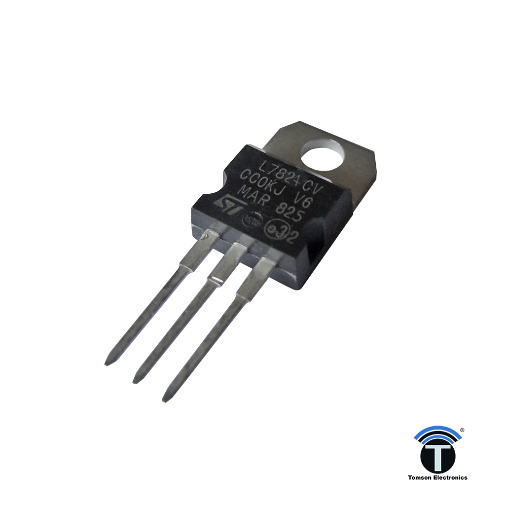 Regulator IC 7824