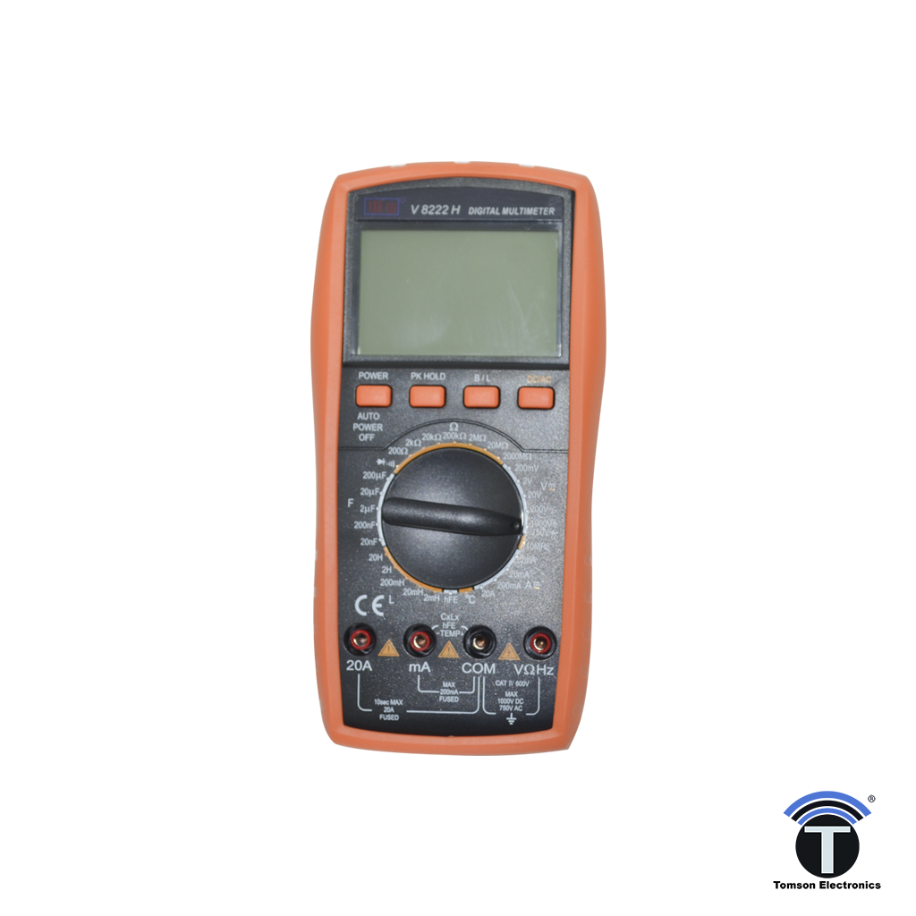 Vartech V 8222H Digital Multi-meter