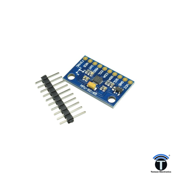 MPU 9250 9 DOF 3 Axis Accelerometer, Gyro, & Magnetometer