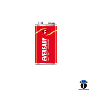 9V EVEREADY BATTERY