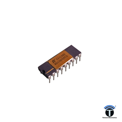 The ADC0800 is digital to Analog Converter IC for Micro-controller Project -CNB644.