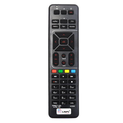 Airtel Digital TV  DTH Replacement Remote Control