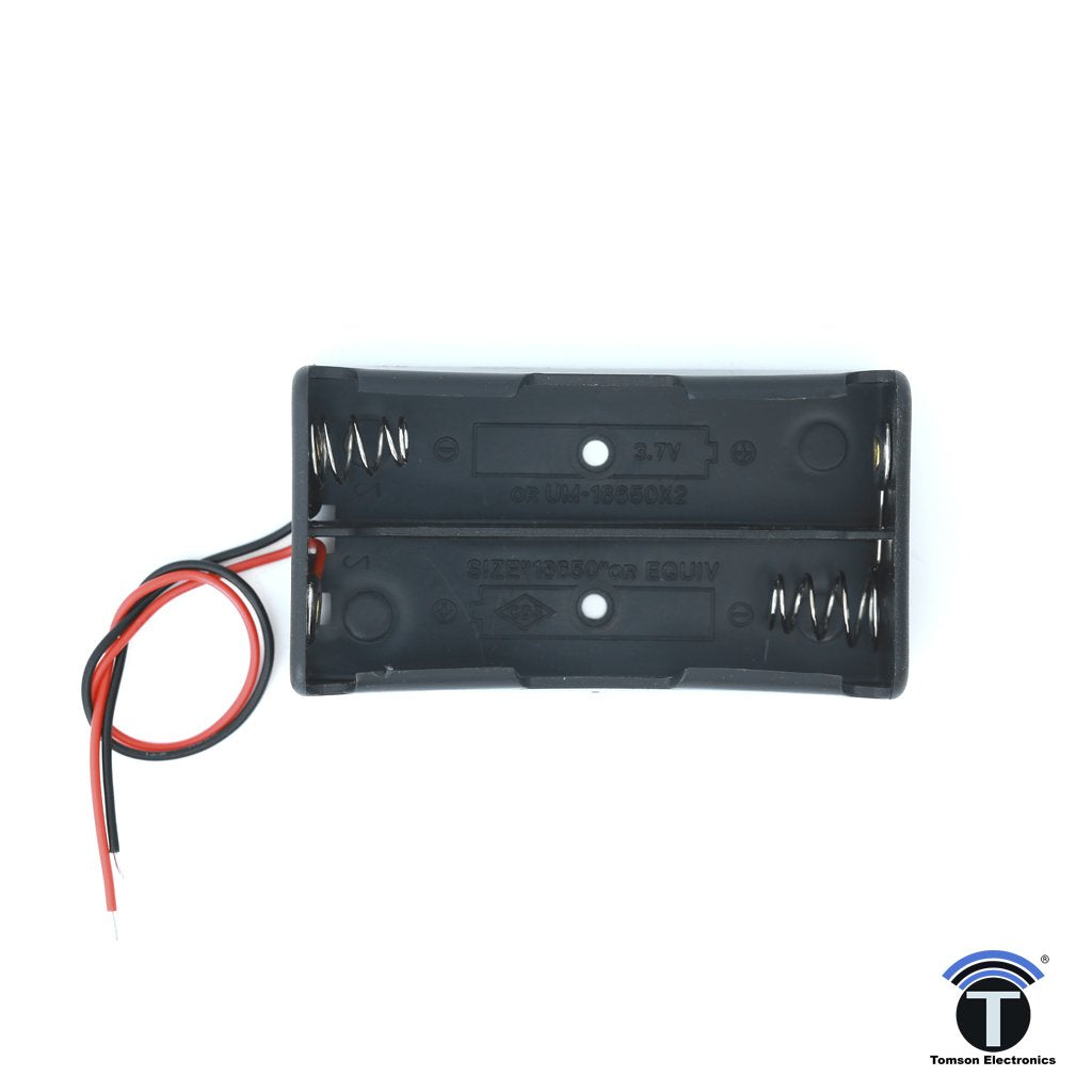 18650 2 Cell Battery Holder