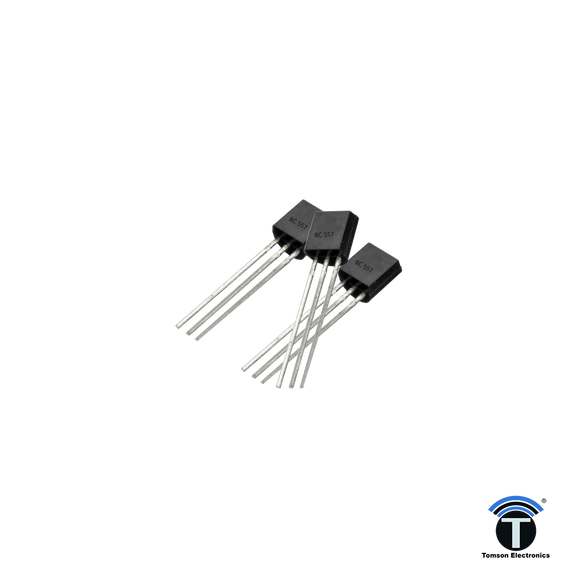 Transistor BC 557   ( Pack Of 5 )