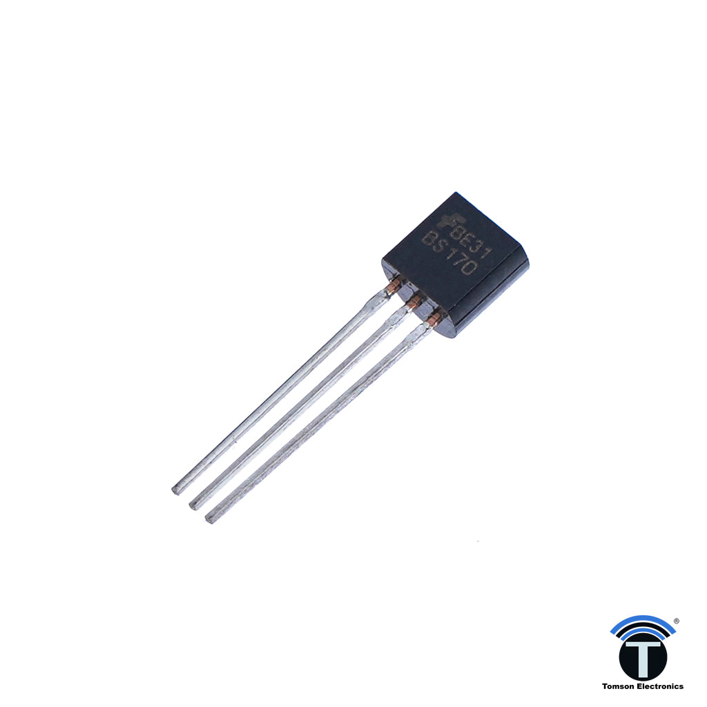BS 170 N-CHANNEL MFET TRANSISTOR