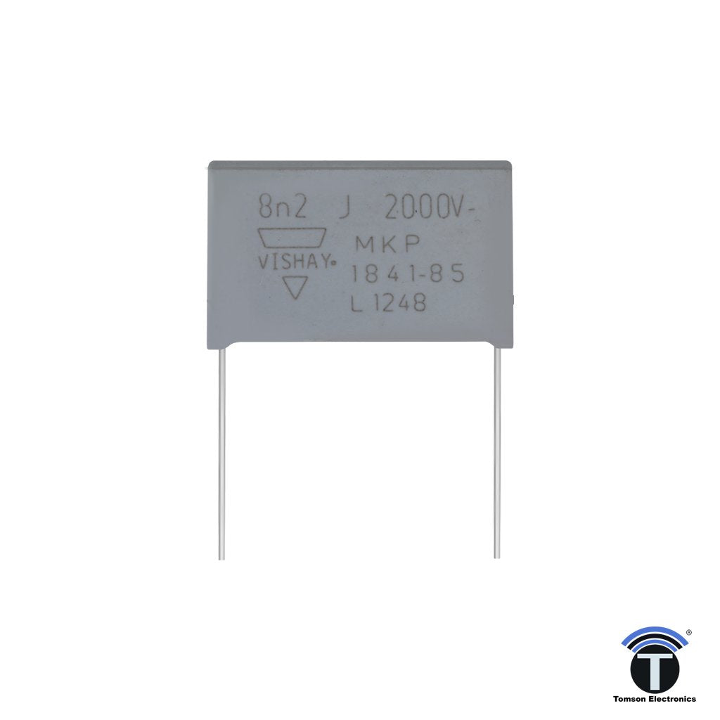 0.008uF 8nF 2000V DC Metallized Polypropylene Film Capacitor