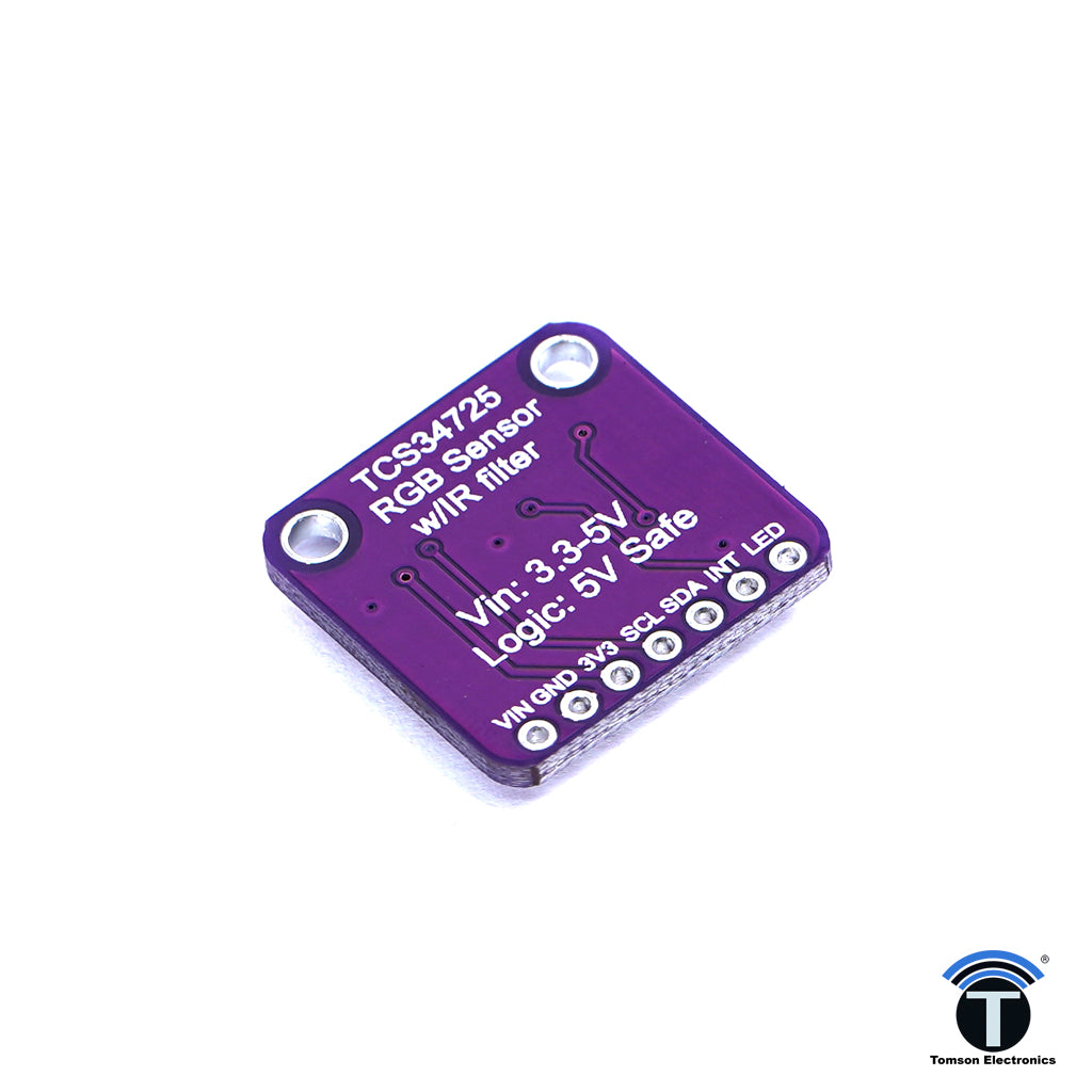 COLOUR SENSOR RGB TCS34725